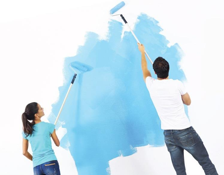 Deposit friendly decorating tips for renters.