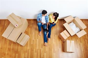 Top tips for moving into a new Surrey home