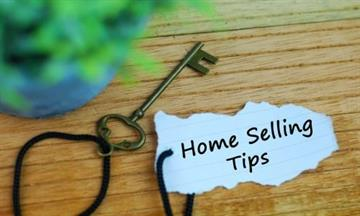 Top tips for selling a house